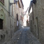Calestano - Vicolo del borgo medioevale
