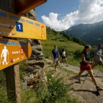 Nordic walking nel Parco dello Stelvio
