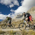 Mountain bike nel Gruppo di Brenta
