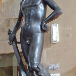 Il David di Donatello nel Museo del Bargello