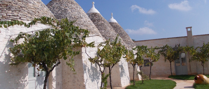Masseria Cervarolo - Relais a Ostuni