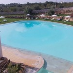 Masseria Cervarolo - Piscina