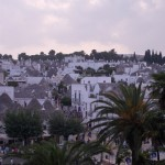Veduta di Alberobello