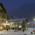 Madonna di Campiglio - Piazza Righi