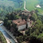 Il borgo di Rivalta e Torre di San Martino