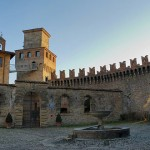 Il borgo fortificato di Vigoleno
