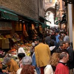 Mercato di Mezzo a Bologna