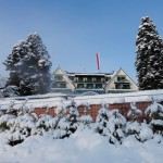 Parkhotel Holzner in inverno