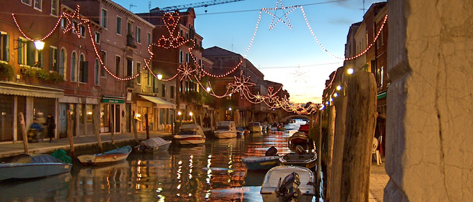 Natale a Venezia