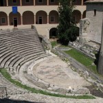 Teatro romano