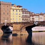 Ponte Santa Trinit sull'Arno