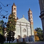 Vercelli - Basilica di SantAndrea
