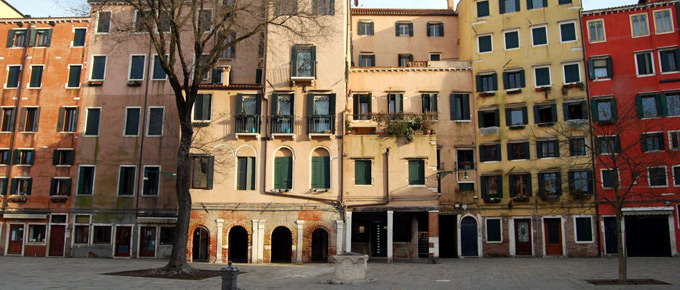 Campo del Ghetto Nuovo