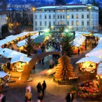 Il Mercatino di Natale in Piazza Fiera