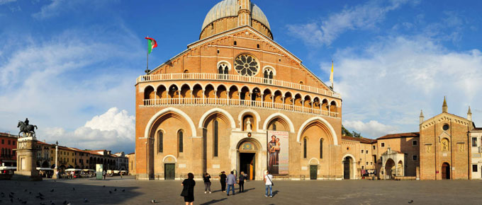 La Basilica del Santo di Padova
